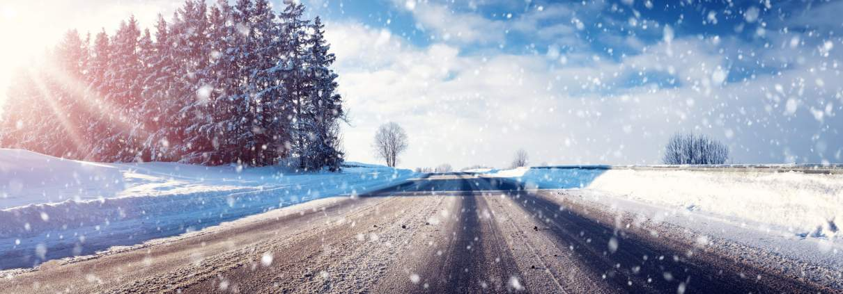 Interactive Dynamic Reporting for Weather and Road Conditions